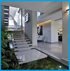Dise o de escaleras granito pulido thumb 2 for Escaleras para tres pisos